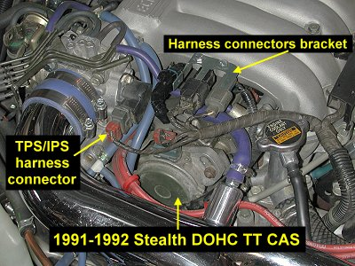 Stealth 316 - CAS Replacement - DOHC 1991-1992Stealth 316 Home